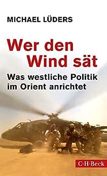 Buch Cover für Wer den Wind sät