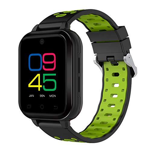 QL Smart Watch Phone, Impermeabile Fitness Tracker 4G Android 6 0  Smartphone con modalità Multi-Sport WiFi Download App Slot per Scheda SIM  GPS per
