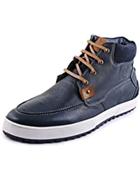 U.S Polo Assn. Men's Leather Sneakers