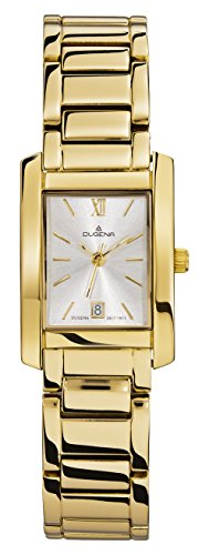 Dugena Women's Quartz Watch 4460436 with Leather Strap