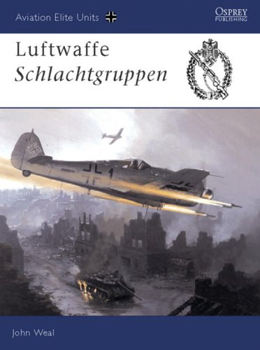 Luftwaffe Schlachtgruppen (Aviation Elite Units)