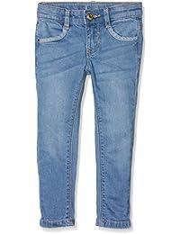 Esprit Kids Hose, Pantalon Fille, Medium Wash Denim 463