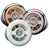 Vent Axia 452044Façade Effet Chrome Pour Luminaire Gamme Ventilateur Extracteur