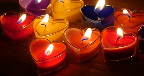 20 Pcs LOVE THEME Candle Amazing LOOK, EXPORT Quality For Diwali ,...