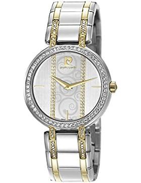 Pierre Cardin-Damen-Armbanduhr Swiss Made-PC107032S05