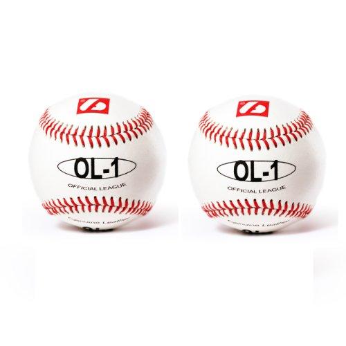 OL-1 Baseball Ball Wettkampf, 9'', 2 Stücke