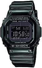 Casio G-SHOCK Orologio 20 BAR, Nero, con Ricezione Segnale Radio e Funzione Solare, Digitale, Uomo, GW-M5610BB-1ER