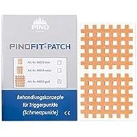 PINOFIT PATCH 49855 Gittertape groß 20 Bögen á 2 Patches preisvergleich bei billige-tabletten.eu
