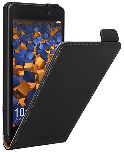 mumbi Flip Case Huawei P8 Lite Tasche (nicht für das P8 Lite Smart)