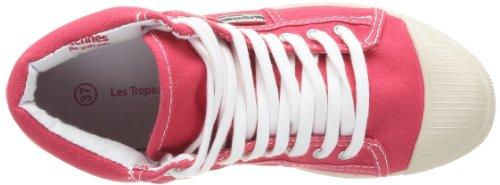 Les Tropeziennes par M. Belarbi Fictive, Damen Sneaker Rot - rot
