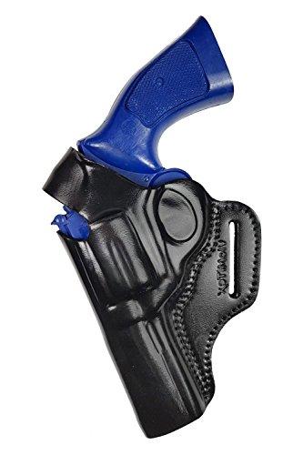 VlaMiTex R4Li Leder Revolver Holster für K Frame 4 zoll Größe M Size LINKSHÄNDER (Holster Revolver Für)