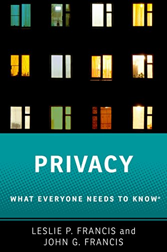 Privacy: What Everyone Needs to Know?
