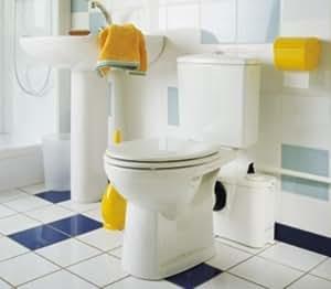 Le broyeur pour WC modèle Watersan -