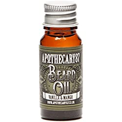 Apothecary 87 - Vanilla & MANgo Beard Oil 10ml by Apothecary87