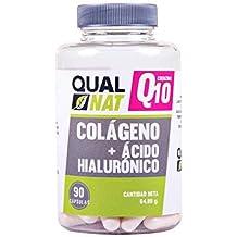 Colágeno con ácido hialurónico, vitamina C, zinc y Q10.