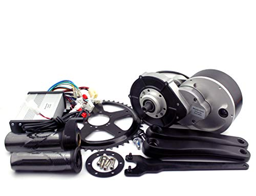 L-faster El más Nuevo 36V350W 48V1000W Kit de accionamiento Medio de Bicicleta eléctrica Motor sin...