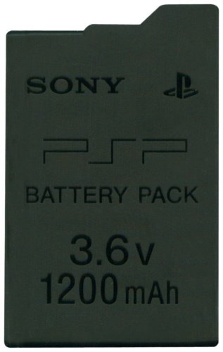 PSP - Battery Pack Slim&Lite 2000 (Akku)