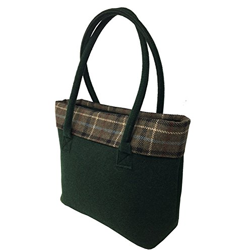 Borsa U-Bag Tote Green Apple