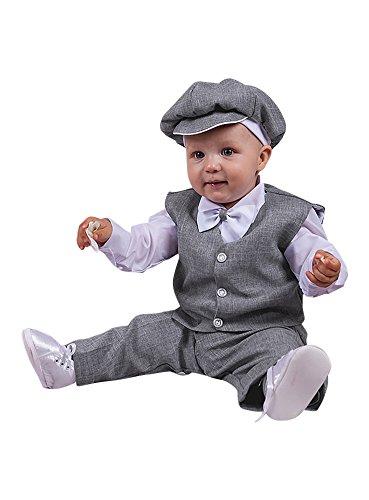 Jungen Kostüm Frankreich Für (Kostüm Baby Jungen komplett Belle Qualität Hochzeit Taufe Zeremonie–Produkt Gespeichert und verschickt Schnell seit Frankreich Gr. 24 Monate,)