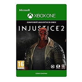 Injustice 2: Hellboy    Xbox One – Codice download