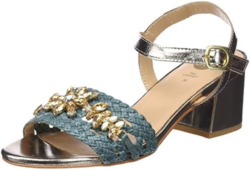 Gioseppo 45344, Zapatos de Tacón con Punta Abierta para Mujer