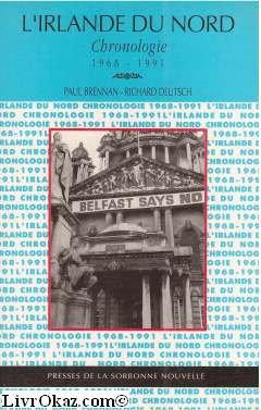 L'Irlande du Nord: Chronologie, 1968-1991