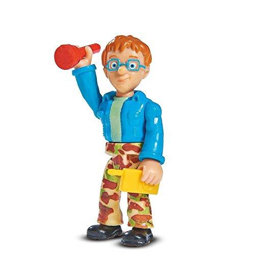 Feuerwehrmann Sam - Spiel Figur mit Zubehör im Ei - zur Auswahl, Figur:Norman