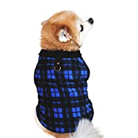 Singular-Point Puppy Pet Dog Hoodies Clothes, Pet Dog Cat Villus Warm Vest Puppy Doggy Apparel Clothing Soft Coats Costume Sweater Apparel