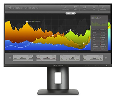 "HP Z27N LCD Monitor 27 """