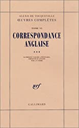 Oeuvres complètes, tome 6 : Correspondance anglaise, volume 3