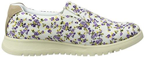 Padders Re Grow, Sneakers basses femme Purple (Purple Floral)