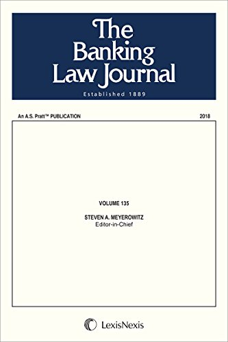 The Banking Law Journal