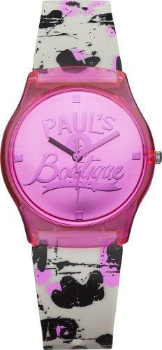 Pauls Boutique PA016PKGY  Analog Watch For Women