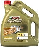 Castrol EDGE 5W-30 LL Engine Oil, 5L (German label)