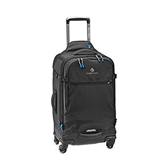Eagle Creek Leichter Rollkoffer Gear Warrior™ AWD 29 Trolley mit vier hochbelastbaren 360 Grad Rollen, 101 L, black