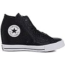 all star alte con zeppa