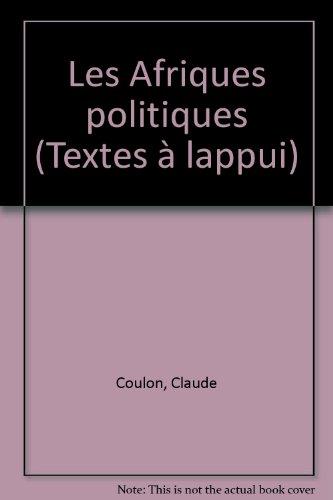 Les Afriques politiques par Claude Coulon
