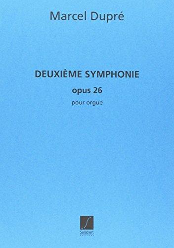 Symphonie Op.26 N 2 Orgue Orgue