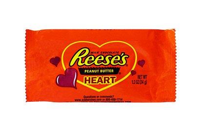 Reeses Peanut Butter Heart