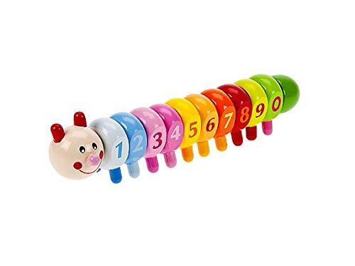 Mousehouse Gifts Jouets enfants educatif puzzles numeros en bois - jouet des enfants ou bébé garçon ou fille