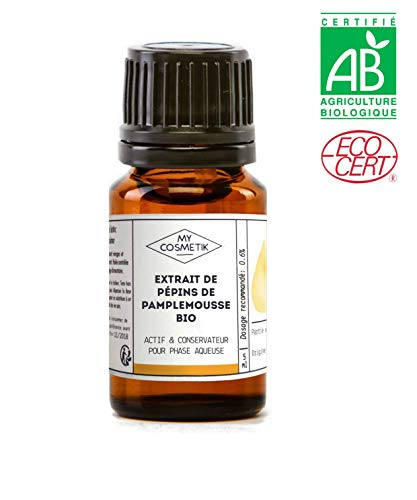Extracto de semillas de pomelo - MyCosmetik - 5 ml