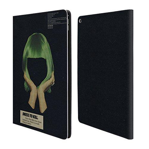 Preisvergleich Produktbild Offizielle Frank Moth Leuchter Portraits Brieftasche Handyhülle aus Leder für Apple iPad Pro 12.9