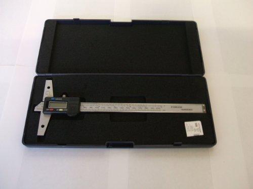 G SQUARED-CALIBRO DIGITAL DE PROFUNDIDAD 200MM 0–121–102