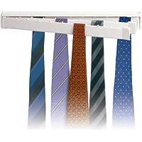Rayen 2203 - Colgador de corbatas con capacidad de hasta 30 corbatas