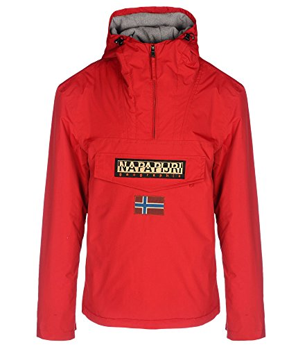 NAPAPIJRI RAINFOREST WINTER N0YFR OLD RED ABRIGOS Y CHAQUETAS, Y CAZADORAS Hombre OLD RED S