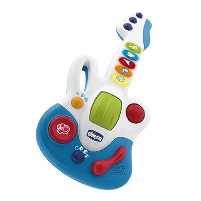 Chicco 00060068000000 - Guitarra de juguete con botones con sonidos de Chicco