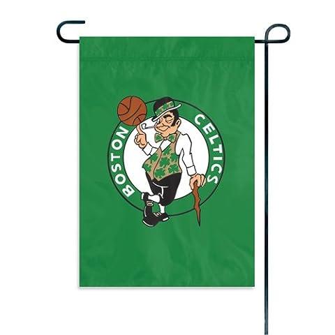 Party Animal NBA Boston Celtics Garden Flag