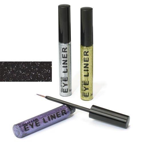 Stargazer Glitter Liquid Eye Liner Black 5.8g