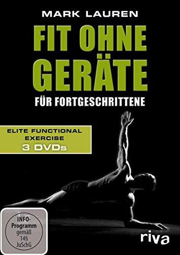 Fit ohne Geräte für Fortgeschrittene – Elite Functional Exercise [3 DVDs]