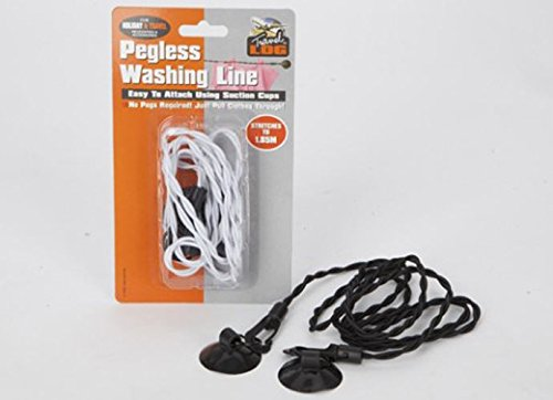41ZEh%2Be%2BwwL - BEST BUY #1 TRAVEL LOG - Pegless Washing Line Reviews and price compare uk